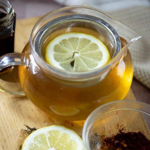 استفاده از چای سبز برای توقف ریزش مو